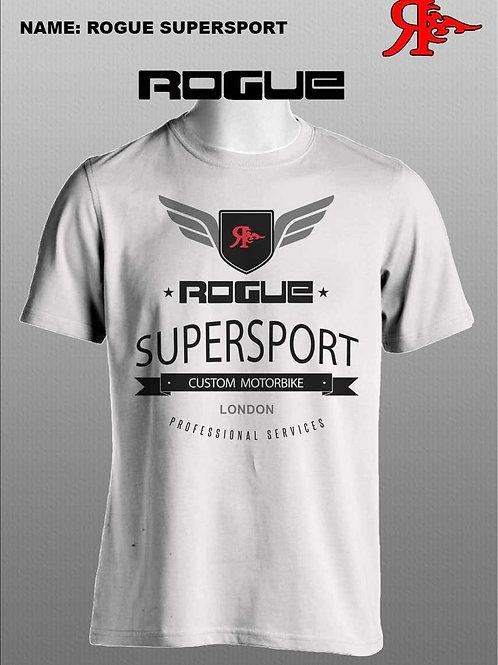 Rogue SuperSport - Short-Sleeve Unisex T-Shirt