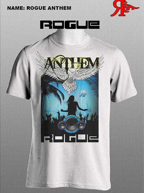Rogue Anthem - Short-Sleeve Unisex T-Shirt