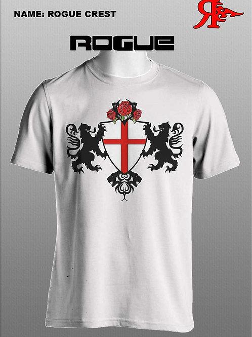 Rogue Crest - Short-Sleeve Unisex T-Shirt