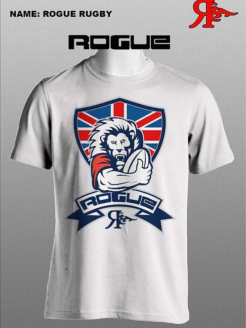 Rogue Rugby - Short-Sleeve Unisex T-Shirt