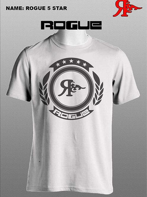 Rogue 5 Star - Short-Sleeve Unisex T-Shirt