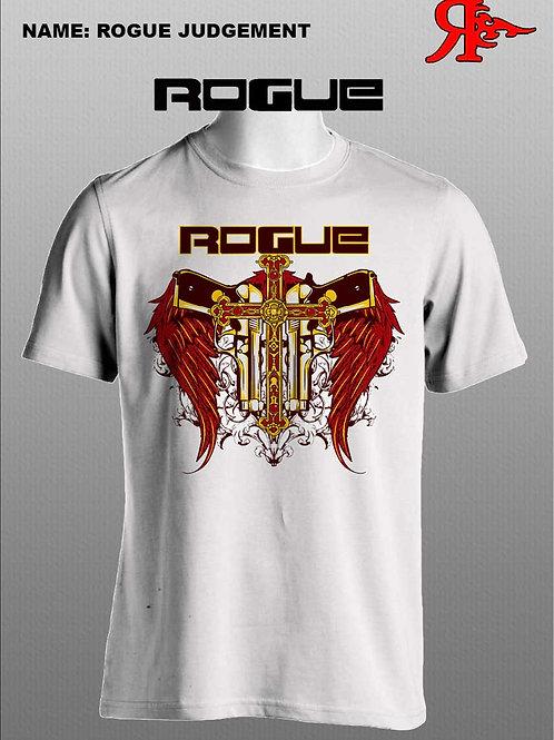 Rogue Judgement - Short-Sleeve Unisex T-Shirt