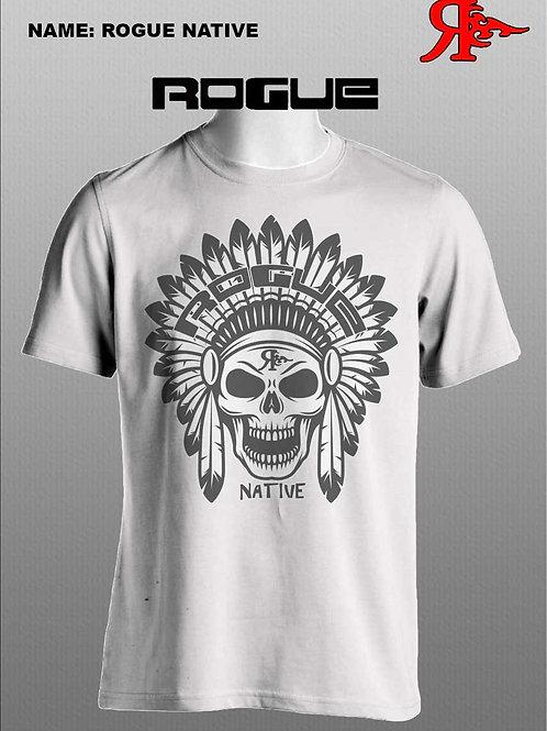 Rogue Native - Short-Sleeve Unisex T-Shirt
