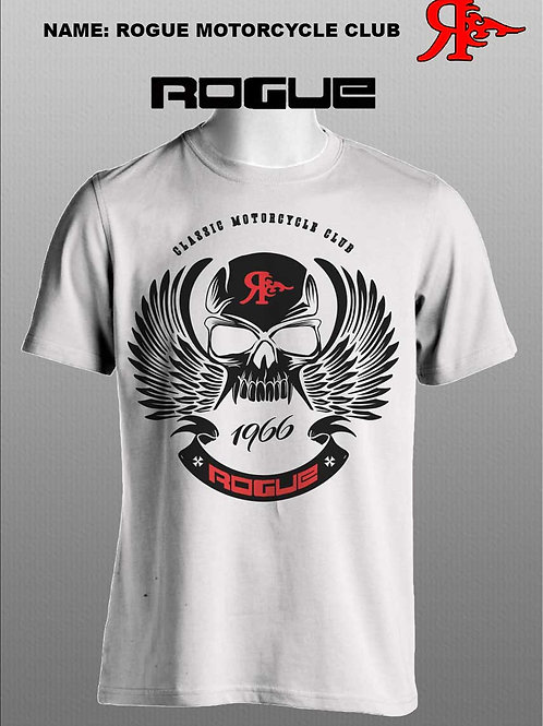 Rogue Motorcycle Club - Short-Sleeve Unisex T-Shirt