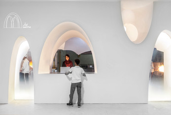 Mohammad Kebab by Logical Process in Architectural Design