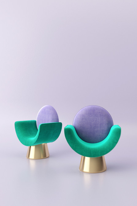 Pure Geometry - Anca Rotaru Design Studio