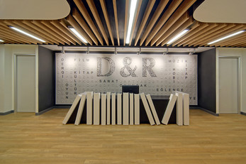 D&R Headquarter by OSO Architecture, Istanbul - Turkey