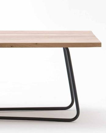 Rail Chair + Nex Table by Alpestudio