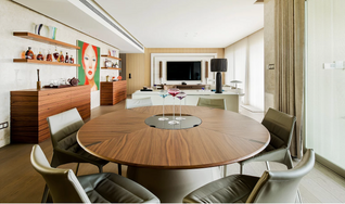 Mr. C's Private House by Shenzhen Super Normal Interior Design