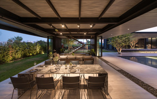 YAO Residence by Octane architect & design