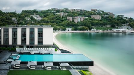 Club InterContinental of InterContinental Shenzhen Dameisha Resort by Cheng Chung Design