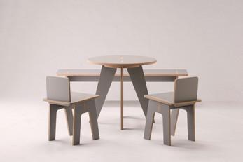 Efficient furniture by iks Design