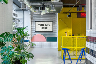 The Student Hotel by Masquespacio, Spain