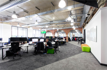 Gresham Innovation Labs by Interaction, Bristol - UK