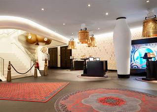 Marcel Wanders' Kameha Grand Zurich hotel.