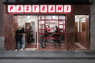 Pastrami Club by Paco Lago Interiorismo
