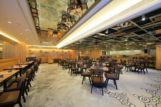 Tang² restaurant by Mas Studio Limited, Hong Kong