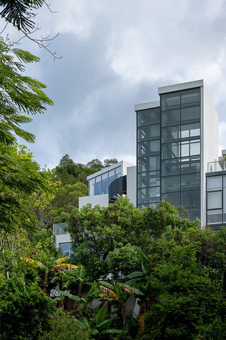 The Mountain View by Onexn Architects   Dialogue and Rebirth