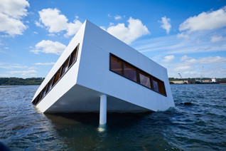 Flooded Modernity by Asmund Havsteen, Denmark