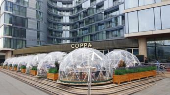 Coppa Club Igloos, London