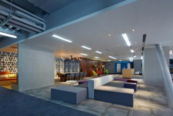 Shenzhen Vanke Headquarters Interior Renovation Design by BLVD International