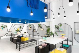 Gnomo's new lifestyle shop by Masquespacio