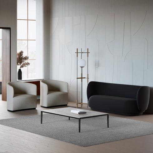 Tanjun lighting collection, Tomasz Kudelski & Kaito Yamada