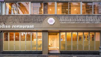 Bharat Indian Restaurant by Dobleeses Space & Branding