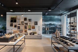 Gusta Showroom by Studiomfd