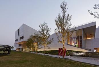 Shekou Sea World Culture & Arts Center, Lighting Design by GD-Lighting Design, Maki and Associat