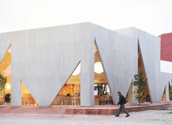 Masa, a New Restaurant Designed by Studio Cadena Opens in Colombia