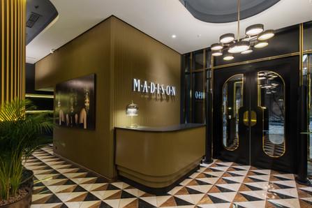 Madison Club by Bureau ARCHPOINT