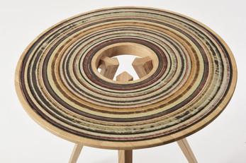Grit Coffee Table by Avi Fedida