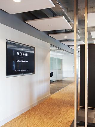 Estate Office Design by Studiomfd, Tilburg - Netherland