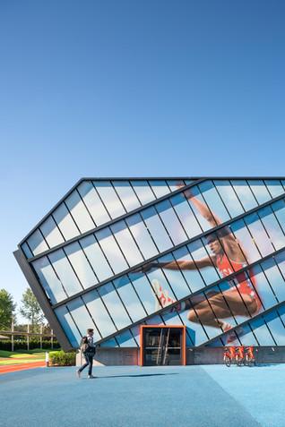 LA Garage at Nike World Headquarters by SRG Partnership