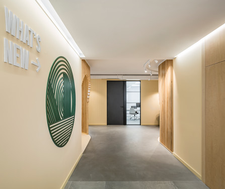 SIPCAM Offices by Dobleese Space & Branding Architecture Studio
