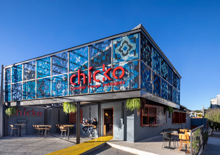 RESTAURANT CHICKO OPENS IN CAMPINAS (BRAZIL) by SUPERLIMÃO
