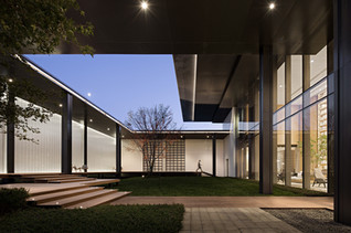 Shenyang China Overseas: Wang Jing Mansion Sales Center by ONE-CU Interior Design Lab