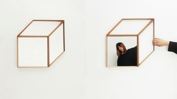 Framed Mirrorby ARCHSTUDIO