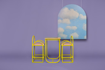 ARCO Furniture Collection for Houtique by Masquespacio