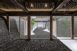 Twisting Courtyard by Archstudio, Beijing