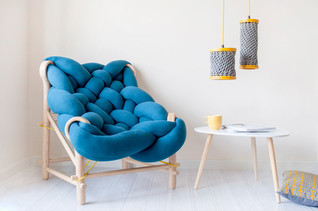 A Playful Collection of Furniture and Accessories by Veegadesign