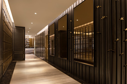 Metaphor interior architecture: House of Yuen by Sun Tung Lok