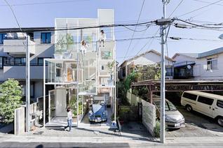 Minimal Multi-level House