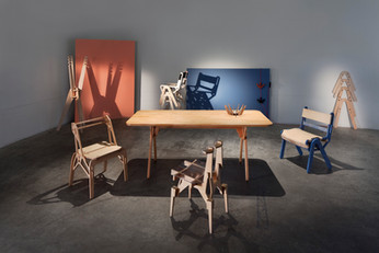 """Exhibition """"Lights and Shadows"""" by Lock Furniture, Sofia - Bulgaria"""