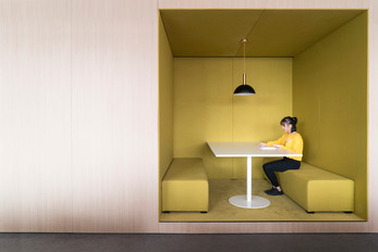 Centaline Property Office by Peng & Partners