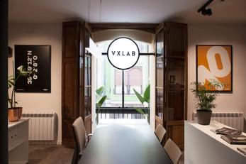 New Studio Design by VXLAB, Spain