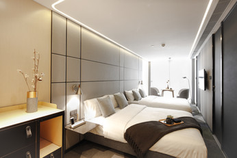 Hotel Ease Access by ARTTA Concept Studio, Hong Kong