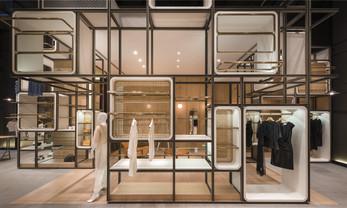 Chuang x Yi: The Modular Lilong by LUKSTUDIO, Shanghai - China