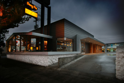 Doug Fir, Portland, Oregon by Skylab Architecture
